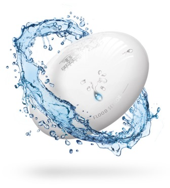 A FIBARO Flood Sensor